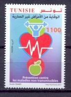 Tunisie/ Tunisia 2015 - Prevention Against Non-communicable Diseases - Tunisie (1956-...)