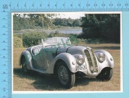 Frazer Nash BMW 328, 1939 - Old Luxury Car Vieille Auto De Luxe - 2 Scans - Voitures De Tourisme
