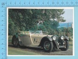 Daimler Double-six Fifty, 1931 - Old Luxury Car Vieille Auto De Luxe - 2 Scans - Voitures De Tourisme