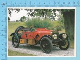 Hispano-Suiza Alfonso XIII, 1913 - Old Luxury Car Vieille Auto De Luxe - 2 Scans - Voitures De Tourisme