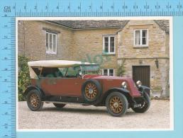Renault 45, 1922 To 1925 - Old Luxury Car Vieille Auto De Luxe - 2 Scans - Voitures De Tourisme