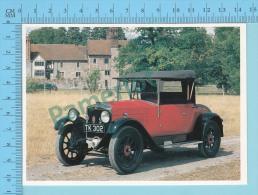 Fiat 509A, 1928 - Old Luxury Car Vieille Auto De Luxe - 2 Scans - Voitures De Tourisme