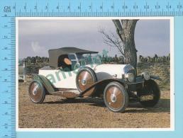Bentley 3 Litre Speed Model, 1926 - Old Luxury Car Vieille Auto De Luxe - 2 Scans - Voitures De Tourisme