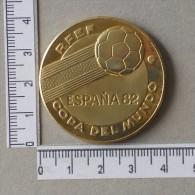 SPAIN    - COPA DEL MUNDO  1982   2 SCANS - (Nº14475) - Spain