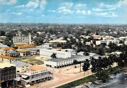AFRIQUE NOIRE - GABON - Vue Aérienne : La Nouvelle Poste - CPM GF - Black Africa - Gabon