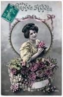 Bonne Anneee Iris  2291 - Nouvel An