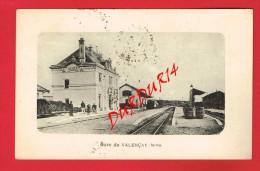 Indre - VALENÇAY - La Gare ... - France
