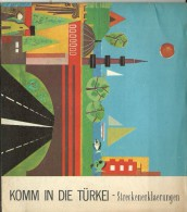 @@@ KOMM IN DIE TURKEI, 1967 - Tour Guide
