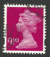 Great Britain, 1 £. 2007, Mi # 2526, Used - Machins