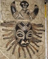 CHOKWE Masker Dem. Rep. Congo - Art Africain