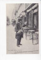 LE MARCHAND D'ARTICLES DE CAVE, Les Petits Métiers Parisiens, Ed. Edito-Service 1986 - Marchands Ambulants