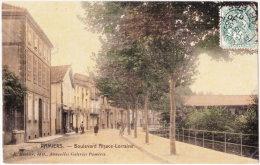 09. PAMIERS. Boulevard Alsace-Lorraine - Pamiers