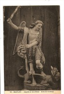 BRASPARTS - Statue Chapelle ST MICHEL - France
