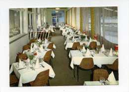 Berlin-Tegel - Le Pavillon Du Lac - La Veranda   Ecrite 1969 - Tegel