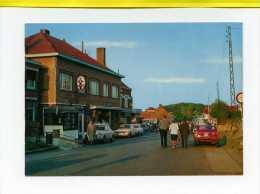 Café Restaurant Belle Vue Mont Noir Frontiere Westouter . Proche Bailleul.   Automobile. - Heuvelland