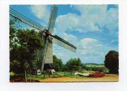 WESTOUTER - Rodeberg - Mont Rouge - Lijstermolen  . Moulin. Windmolen Windmill - Heuvelland