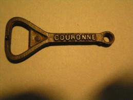 Décapsuleur - Pub : Bouchon Couronne - Longueur : 88 Mm - Apri-bottiglie/levacapsule