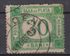FAL - Romania Tasse  Yvert N. 11 - Segnatasse