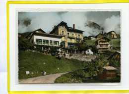 La Giettaz Hotel De L'Arrondine  Edit Cim N° 117 - Sonstige Gemeinden