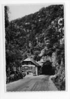 SAINT CHRISTOPHE LES ECHELLES - Entrée Du Tunnel Et Chalet Hotel -restaurant  Edit Cellard N°S17180 - Frankreich