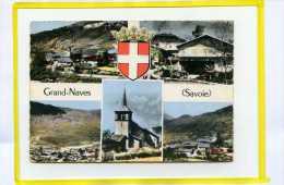 Grand-Naves. Multivues. Edit Cim N° CE1 - Sonstige Gemeinden