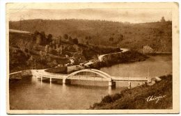 CHATELUS-LE-MARCHEIX (23) - Le Pont - Chatelus Malvaleix