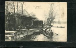 Amiens - L'ile Robinson - Amiens
