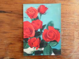 3D Postcards    PK 63 Roses - Cartoline Stereoscopiche