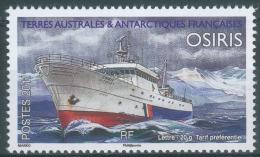 "French Antarctic (FSAT), Ship ""Osiris"", 2011, MNH VF - Unused Stamps"