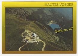 {53612} 68 Haut Rhin Le Sommet Du Hohneck Et Le Lac Du Schiessrothried ; Hautes Vosges , Vue Aérienne - Non Classés