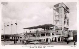 London , New Schools Pavilion, South Bank Exbition Festival Of Britain 1951 - London
