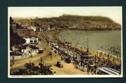 ENGLAND  -  Scarborough  South Bay  Unused Vintage Postcard - Scarborough