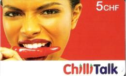 Prepaid: Chilli Talk - Schweiz