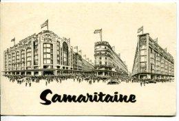 PARIS (1er) -  CP De La Samaritaine  Avec Information Sur Arrivée De Commande - Paris (01)