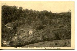 FRESSELINES (23) - Pont Du Puy-Rageau Sur La Petite Creuse - France