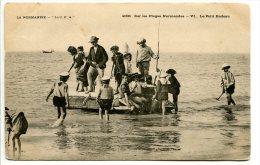 Sur Le Plages Normandes - Le Petit Radeau - Basse-Normandie