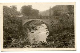 ANZEME (23) - Le Pont Du Diable Et La Creuse - France