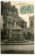 LORIENT (56) - La Bôve Et La Statue De Victor Massé Compositeur Né à Lorient En 1822, DCD à Paris En 1884 - Lorient