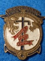 N° 56 - Insigne INDOCHINE - Brigade Marine Extrême Orient - Marine