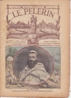 LE PELERIN 12 Mai 1901 Mgr Hacquart Sahara Soudan Mort à Ségou...Massacres En Algérie... - Libri, Riviste, Fumetti