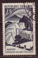FRANCE - 1948 - YT  N° 829  - Oblitéré - Paul Emile Victor - Used Stamps