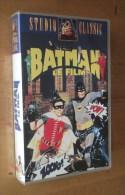 """VHS """" BATMAN """" 1966 FILM  En Francais - Video Tapes (VHS)"""