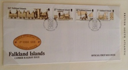 Falkland Islands 1985 (o) - # 416/419 - Falkland Islands