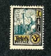 26108  Tuva 1927  Scott # 17 (o) - Tuva