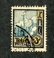 26112  Tuva 1927  Scott # 17 (o) - Tuva