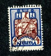 26117  Tuva 1927  Scott # 18 (o) - Tuva