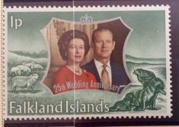 Falkland Islands 1972 MNH** - # 223 - Falkland