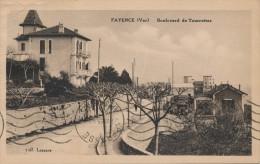 83 - FAYENCE - Var - Boulevard De Tourrettes - Fayence
