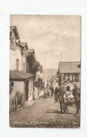 G-I-E , Cp, Angleterre , CLOVELLY  , ANIMAUX , ÂNE , High Street  , Ed : Frith & Co , Vierge - Clovelly