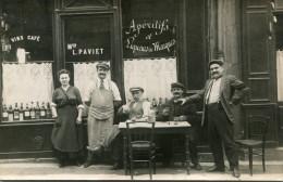 TYPE(CARTE PHOTO) CAFE - Photographs